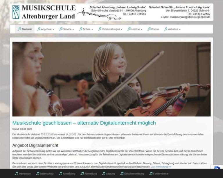 Screenshot (middle) http://www.musikschule-altenburgerland.de