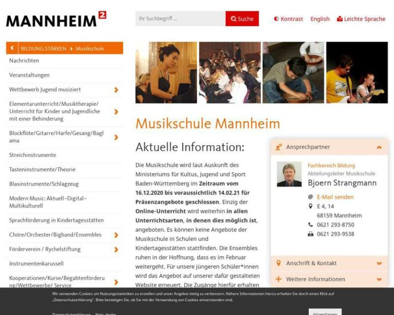 Screenshot (middle) http://www.mannheim.de/musikschule