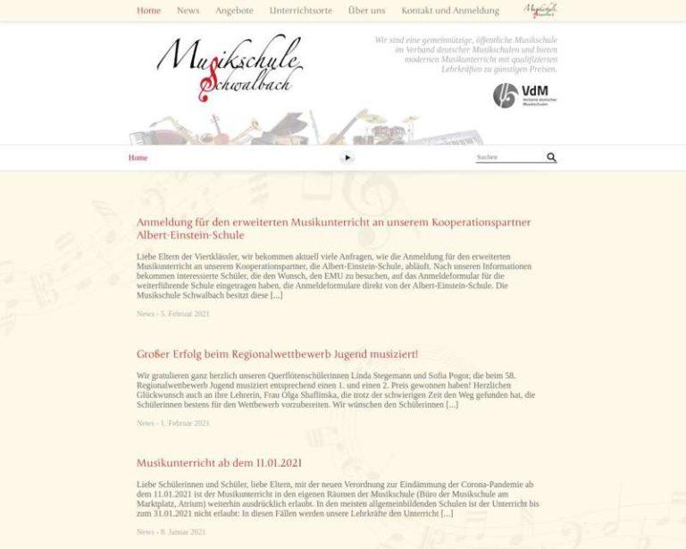 Screenshot (middle) http://www.musikschuleschwalbach.de