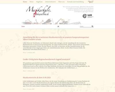 Screenshot (small) http://www.musikschuleschwalbach.de