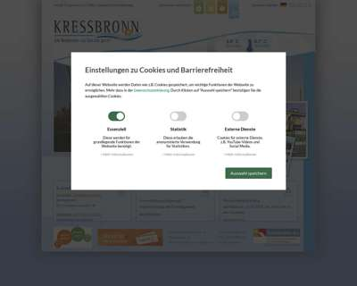 Screenshot (small) http://www.kressbronn.de