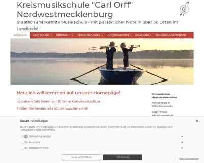 Screenshot (small) http://www.kms-nwm.de