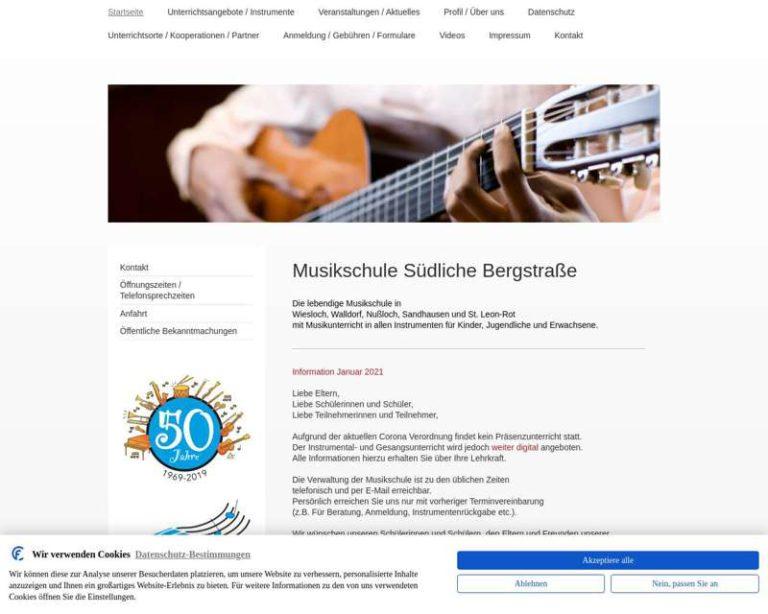 Screenshot (middle) http://www.musikschule-suedl-bergstrasse.de