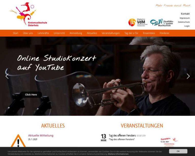 Screenshot (middle) http://www.musikschule-ohz.de