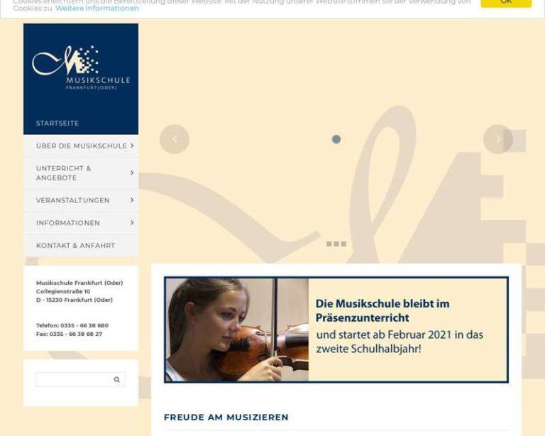 Screenshot (middle) http://www.musikschule-ffo.de