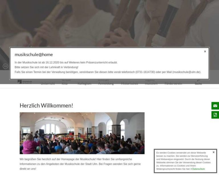 Screenshot (middle) http://www.musikschule.ulm.de