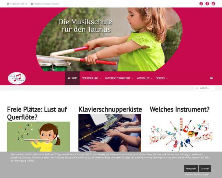 Screenshot (middle) http://www.musikschule-taunus.de