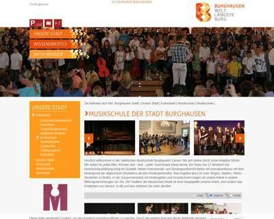 Screenshot (small) http://www.burghausen.de/unsere-stadt/kulturstadt/musikschule.html