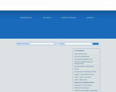 Screenshot (small) http://www.carl-schroeder-konservatorium.de