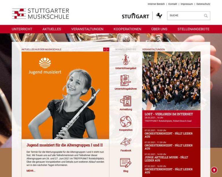 Screenshot (middle) http://www.stuttgarter-musikschule.de