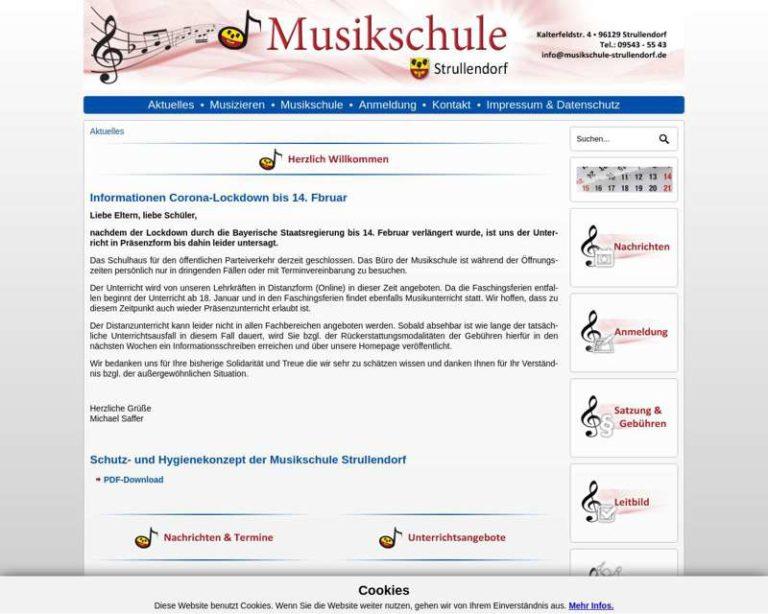Screenshot (middle) http://www.musikschule-strullendorf.de