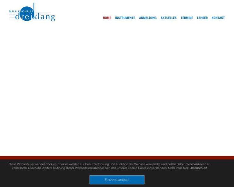 Screenshot (middle) http://www.musikschule-dreiklang-vbi.de