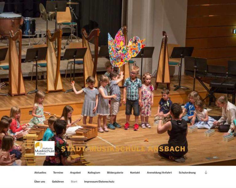 Screenshot (middle) http://www.musikschule-ansbach.de