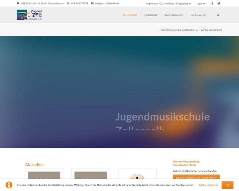 Screenshot (middle) http://www.jms-zollernalb.de