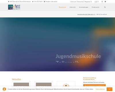 Screenshot (small) http://www.jms-zollernalb.de
