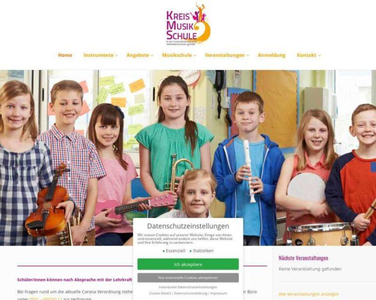 Screenshot (middle) http://www.die-kreismusikschule.de