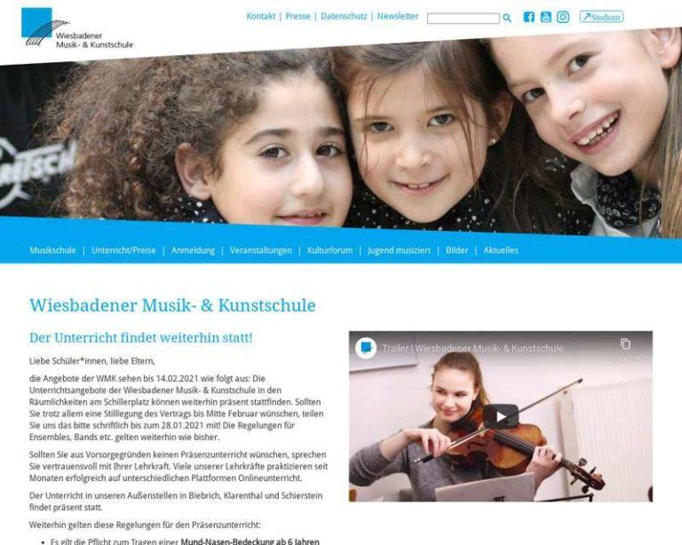 Screenshot (middle) http://www.wmk-wiesbaden.de