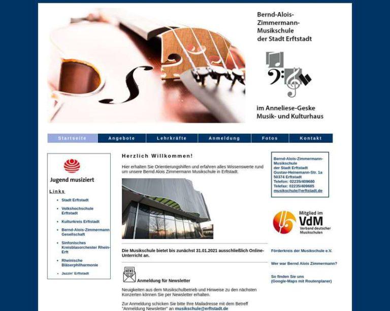 Screenshot (middle) http://musikschule-erftstadt.de