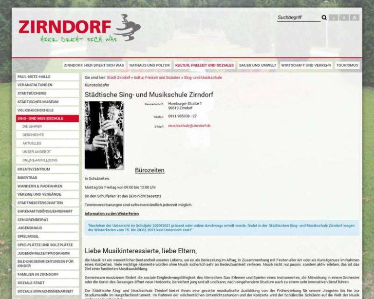 Screenshot (middle) http://www.zirndorf.de/musikschule