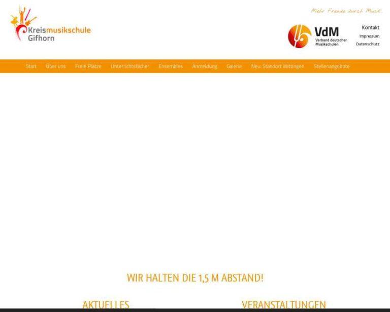 Screenshot (middle) http://www.kreismusikschule-gifhorn.de