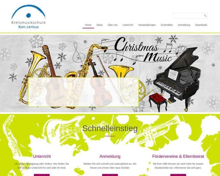 Screenshot (middle) http://www.kon-centus.de