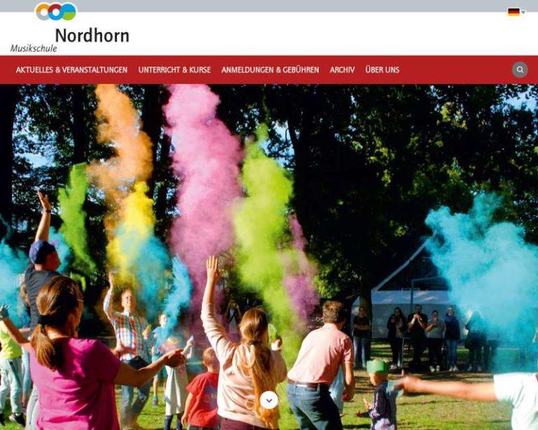 Screenshot (middle) http://www.musikschule-nordhorn.de