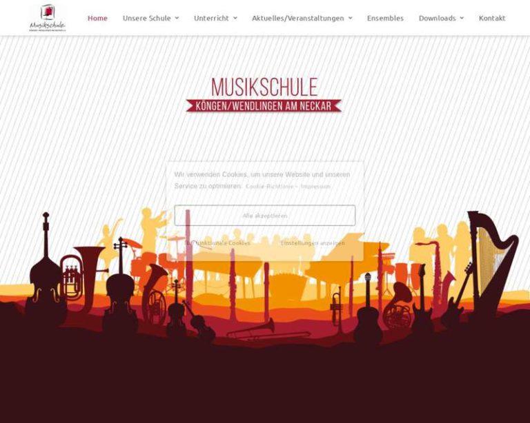 Screenshot (middle) http://www.musikschule-koengen-wendlingen.de