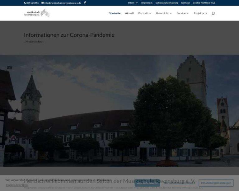 Screenshot (middle) http://www.musikschule-ravensburg-e-v.de