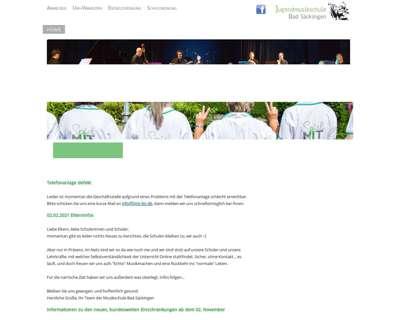 Screenshot (small) http://jugendmusikschule-bs.de