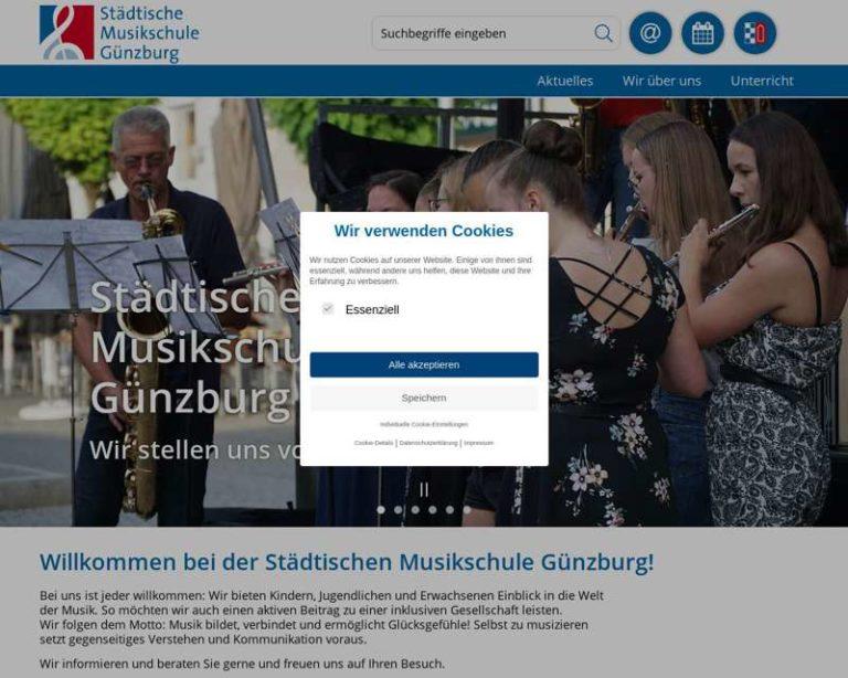 Screenshot (middle) http://www.musikschule-guenzburg.de/