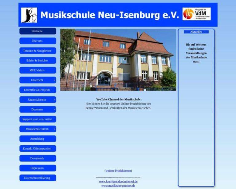Screenshot (middle) http://www.jms-ni.de