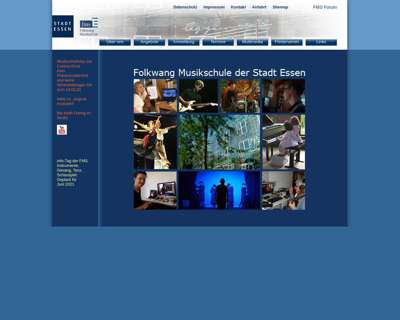 Screenshot (small) http://www.fms.essen.de