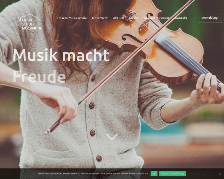 Screenshot (middle) http://www.musikschule-moeckmuehl.de