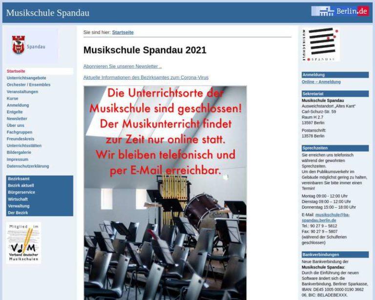 Screenshot (middle) http://www.musikschule-spandau-berlin.de