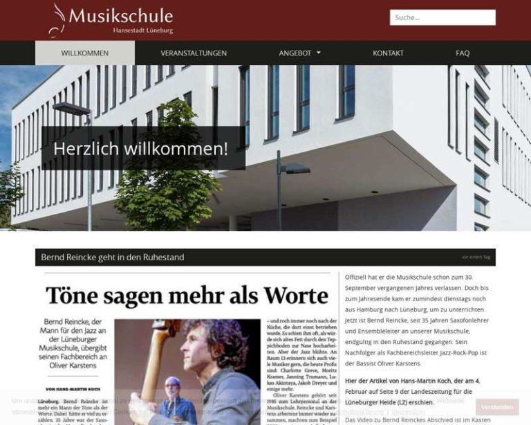Screenshot (middle) http://www.Musikschule-Lueneburg.de