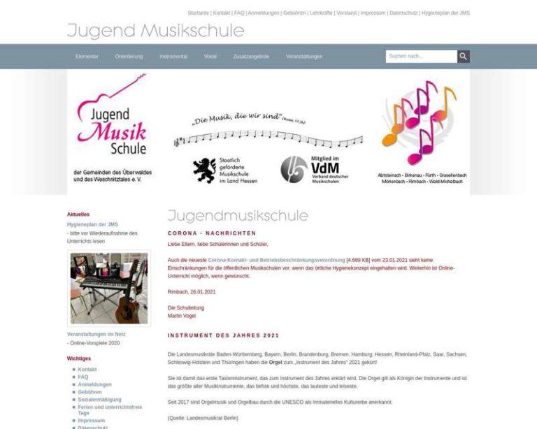 Screenshot (middle) http://www.jugend-musikschule.de