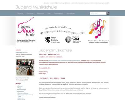 Screenshot (small) http://www.jugend-musikschule.de