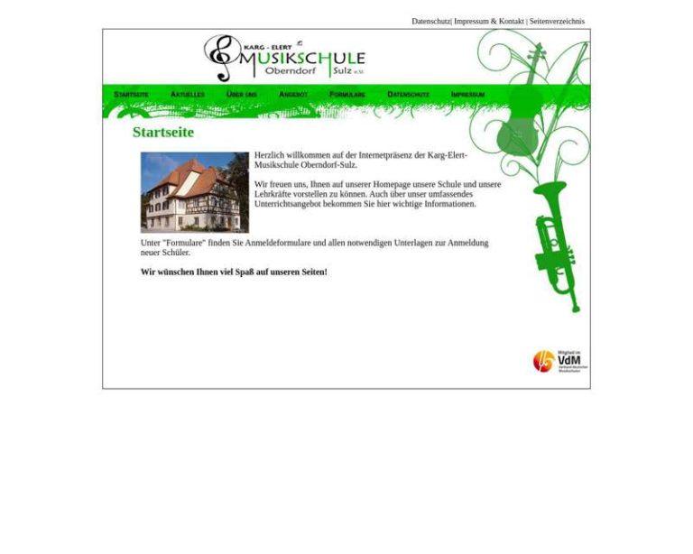 Screenshot (middle) http://www.musikschule-oberndorf-sulz.de
