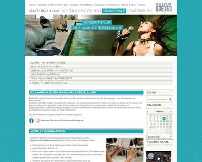 Screenshot (small) http://kultur123ruesselsheim.de/musikschule