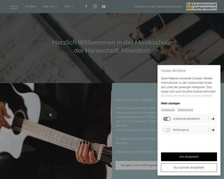 Screenshot (middle) http://musikschule-attendorn.de