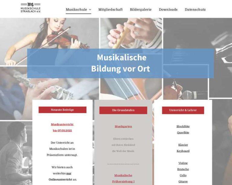 Screenshot (middle) http://www.musikschule-strasslach.de