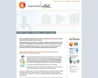 Screenshot (small) http://www.musikschule-bw.de