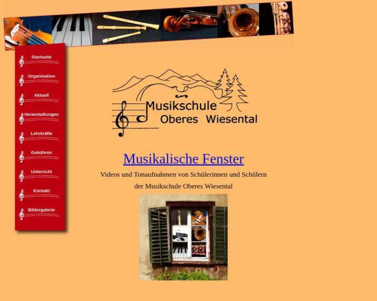 Screenshot (middle) http://www.musikschule-obereswiesental.de/