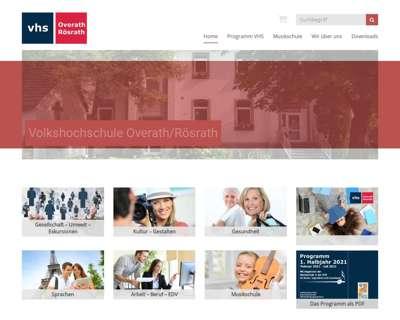 Screenshot (small) http://www.vhsor.de