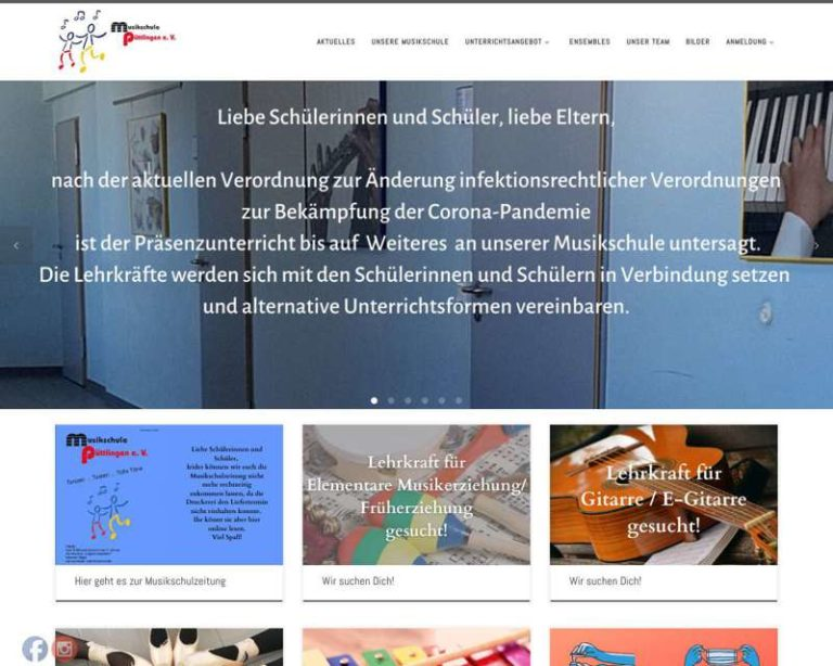 Screenshot (middle) http://www.musikschule-puettlingen.de