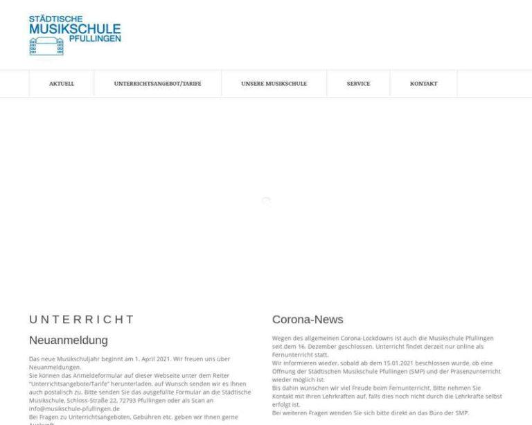 Screenshot (middle) http://www.musikschule-pfullingen.de
