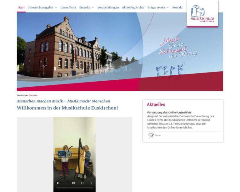 Screenshot (middle) http://www.musikschule-euskirchen.de