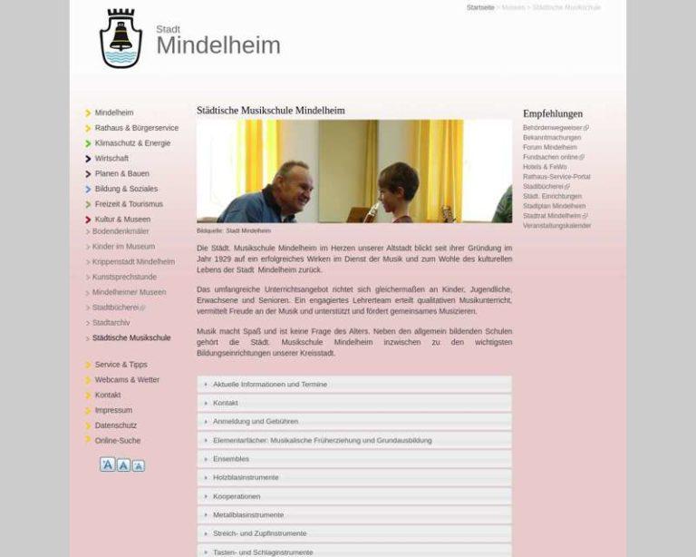 Screenshot (middle) https://www.mindelheim.de/museen/staedtische-musikschule-mindelheim