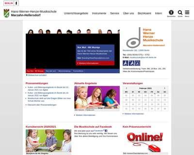 Screenshot (small) http://www.marzahn-hellersdorf-musikschule.de