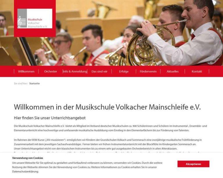 Screenshot (middle) http://www.musikschule.volkach.de